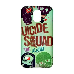 Panic! At The Disco Suicide Squad The Album Samsung Galaxy S5 Hardshell Case  by Onesevenart