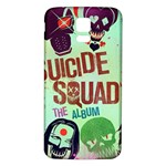 Panic! At The Disco Suicide Squad The Album Samsung Galaxy S5 Back Case (White)