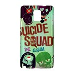 Panic! At The Disco Suicide Squad The Album Samsung Galaxy Note 4 Hardshell Case