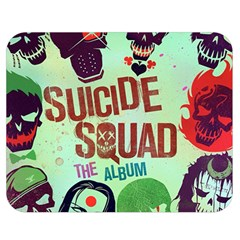 Panic! At The Disco Suicide Squad The Album Double Sided Flano Blanket (medium)  by Onesevenart