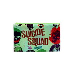 Panic! At The Disco Suicide Squad The Album Cosmetic Bag (xs) by Onesevenart