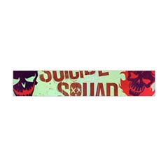 Panic! At The Disco Suicide Squad The Album Flano Scarf (mini) by Onesevenart