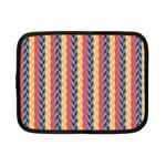 Colorful Chevron Retro Pattern Netbook Case (Small)