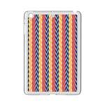 Colorful Chevron Retro Pattern iPad Mini 2 Enamel Coated Cases