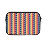 Colorful Chevron Retro Pattern Apple iPad Mini Zipper Cases