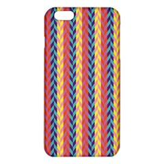 Colorful Chevron Retro Pattern Iphone 6 Plus/6s Plus Tpu Case by DanaeStudio