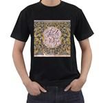 Panic! At The Disco Men s T-Shirt (Black)