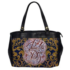 Panic! At The Disco Office Handbags by Onesevenart