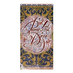 Panic! At The Disco Shower Curtain 36  X 72  (stall)  by Onesevenart