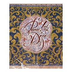 Panic! At The Disco Shower Curtain 60  X 72  (medium)  by Onesevenart