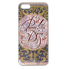 Panic! At The Disco Apple Seamless Iphone 5 Case (clear) by Onesevenart
