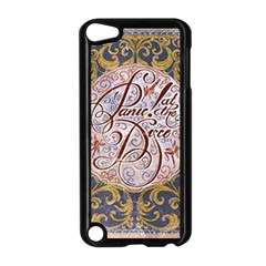 Panic! At The Disco Apple Ipod Touch 5 Case (black) by Onesevenart