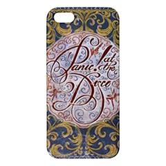 Panic! At The Disco Apple Iphone 5 Premium Hardshell Case by Onesevenart