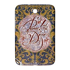 Panic! At The Disco Samsung Galaxy Note 8 0 N5100 Hardshell Case  by Onesevenart