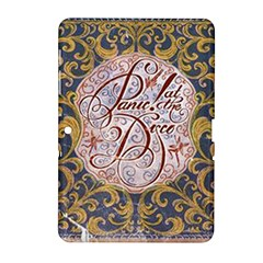 Panic! At The Disco Samsung Galaxy Tab 2 (10 1 ) P5100 Hardshell Case  by Onesevenart