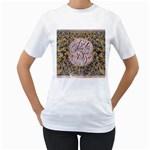 Panic! At The Disco Women s T-Shirt (White)