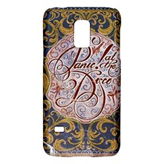 Panic! At The Disco Galaxy S5 Mini by Onesevenart