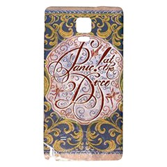 Panic! At The Disco Galaxy Note 4 Back Case by Onesevenart