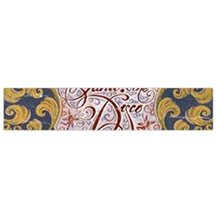 Panic! At The Disco Flano Scarf (small) by Onesevenart