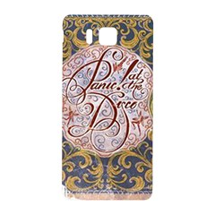 Panic! At The Disco Samsung Galaxy Alpha Hardshell Back Case by Onesevenart