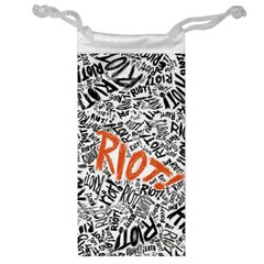 Paramore Is An American Rock Band Jewelry Bags by Onesevenart