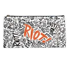 Paramore Is An American Rock Band Pencil Cases by Onesevenart