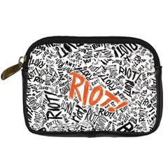 Paramore Is An American Rock Band Digital Camera Cases by Onesevenart