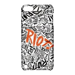 Paramore Is An American Rock Band Apple Ipod Touch 5 Hardshell Case With Stand by Onesevenart