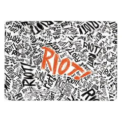 Paramore Is An American Rock Band Samsung Galaxy Tab 10 1  P7500 Flip Case by Onesevenart