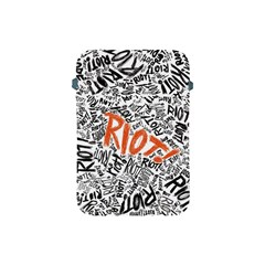 Paramore Is An American Rock Band Apple Ipad Mini Protective Soft Cases by Onesevenart