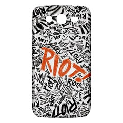Paramore Is An American Rock Band Samsung Galaxy Mega 5 8 I9152 Hardshell Case  by Onesevenart