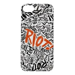 Paramore Is An American Rock Band Apple Iphone 5s/ Se Hardshell Case by Onesevenart
