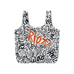 Paramore Is An American Rock Band Full Print Recycle Bags (s)  by Onesevenart