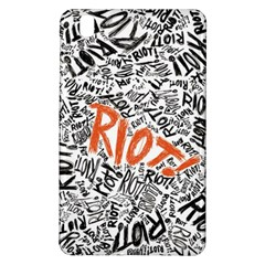 Paramore Is An American Rock Band Samsung Galaxy Tab Pro 8 4 Hardshell Case by Onesevenart