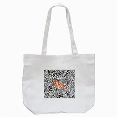 Paramore Is An American Rock Band Tote Bag (white) by Onesevenart