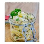 1 Kartoffelsalat Einmachglas 2 Shower Curtain 66  x 72  (Large)