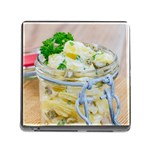 1 Kartoffelsalat Einmachglas 2 Memory Card Reader (Square)