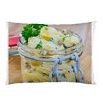 1 Kartoffelsalat Einmachglas 2 Pillow Case (Two Sides)