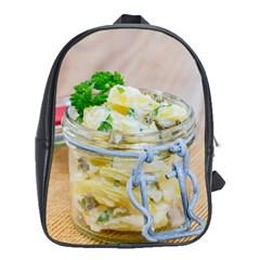 1 Kartoffelsalat Einmachglas 2 School Bags (xl)  by wsfcow