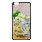 1 Kartoffelsalat Einmachglas 2 Apple iPhone 6 Plus/6S Plus Black Enamel Case