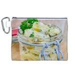 1 Kartoffelsalat Einmachglas 2 Canvas Cosmetic Bag (XL)