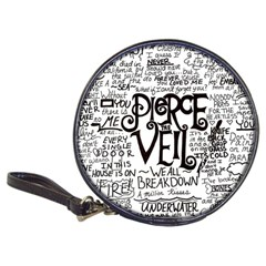 Pierce The Veil Music Band Group Fabric Art Cloth Poster Classic 20 Cd Wallets by Onesevenart