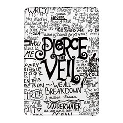 Pierce The Veil Music Band Group Fabric Art Cloth Poster Samsung Galaxy Tab Pro 12 2 Hardshell Case by Onesevenart
