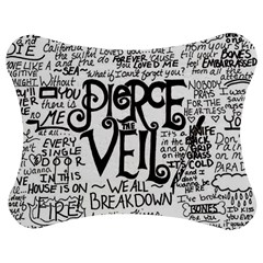 Pierce The Veil Music Band Group Fabric Art Cloth Poster Jigsaw Puzzle Photo Stand (bow) by Onesevenart