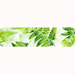 Fern Leaves Large Bar Mats by DanaeStudio