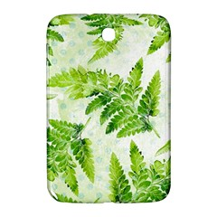 Fern Leaves Samsung Galaxy Note 8 0 N5100 Hardshell Case  by DanaeStudio
