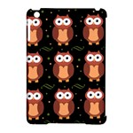 Halloween brown owls  Apple iPad Mini Hardshell Case (Compatible with Smart Cover)