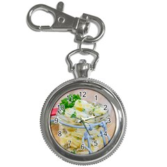 Potato Salad In A Jar On Wooden Key Chain Watches by wsfcow