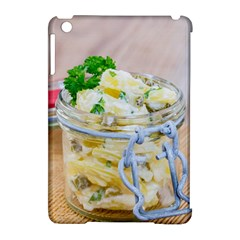 Potato Salad In A Jar On Wooden Apple Ipad Mini Hardshell Case (compatible With Smart Cover) by wsfcow