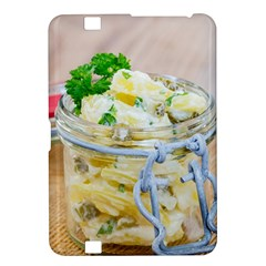Potato Salad In A Jar On Wooden Kindle Fire Hd 8 9  by wsfcow